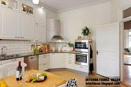 Ideas deco c mo distribuir una cocina con ngulos paperblog - Como distribuir una cocina cuadrada ...