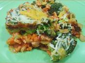 Pastel brocoli pollo&pavo