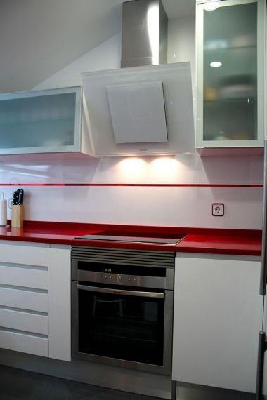 Cuando poner una vitrina en la cocina paperblog - Vitrina cocina ...