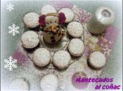 Mantecados coñac