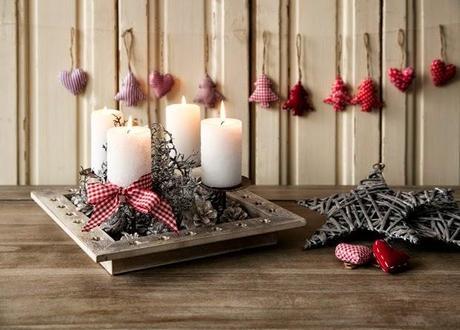 inspiracin cmo decorar tu casa y tu mesa en navidad