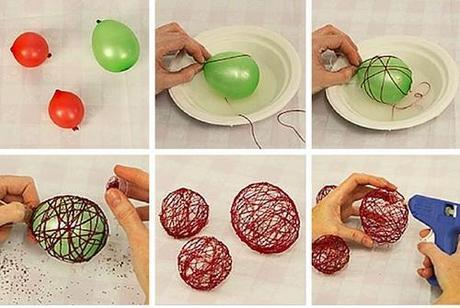 Adorno de navidad de mickey mouse para decorar el rbol - Como hacer adornos para navidad ...