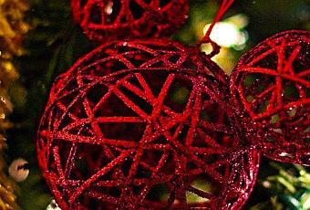 Adorno de navidad de mickey mouse para decorar el rbol for Adornos navidenos mickey mouse