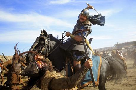 Exodus: Dioses y Reyes. La epopeya bíblica de Ridley Scott.