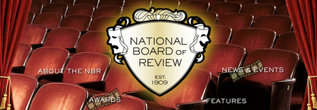 Premios del National Board of Review (NBR) 2014