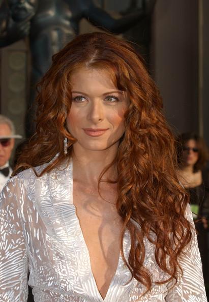 Long Curly Hair Hot Actress