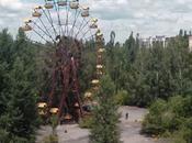 Pripyat vista drone