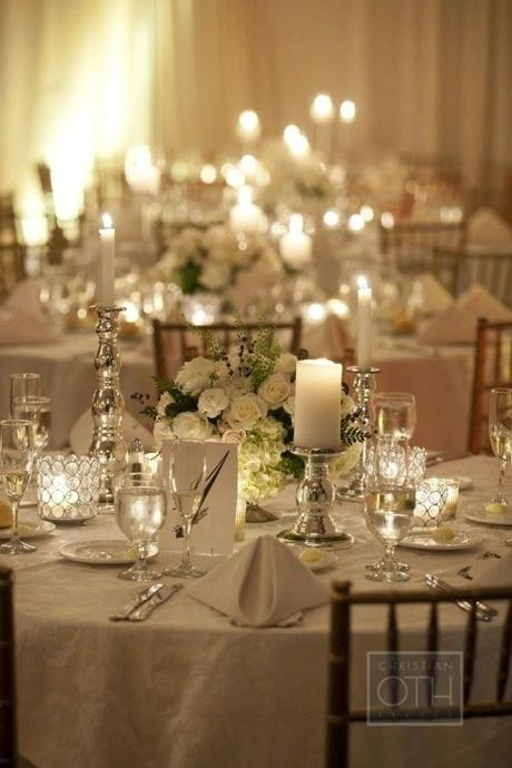 elegant wedding decorations decoraci 243 n de bodas tendencias 2015 paperblog 3863