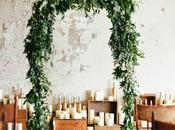 Decoración bodas: Tendencias 2015
