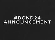 Anuncio directo inicio rodaje vigésimo cuarta entrega Bond