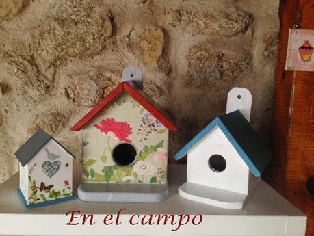 Casitas De Pájaros Paperblog