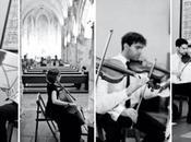 Música para boda: Lazos Corbatas hablamos Cuarteto Massé
