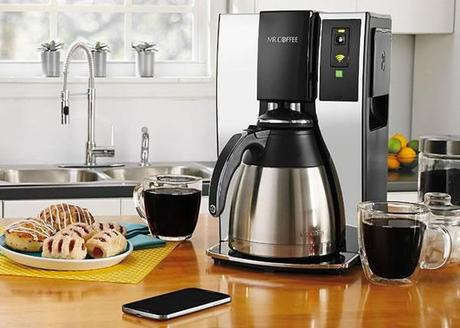 Mr. Coffee WeMo Smart Coffeemaker :: prepara el café desde la cama