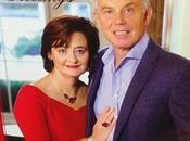 Tony Blair felicita Navidad peor sonrisa