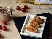 Corte Caramelizado Mousse Foie Gelatina Moscatel