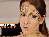 Fantasy Makeup Animal Print: Leopard