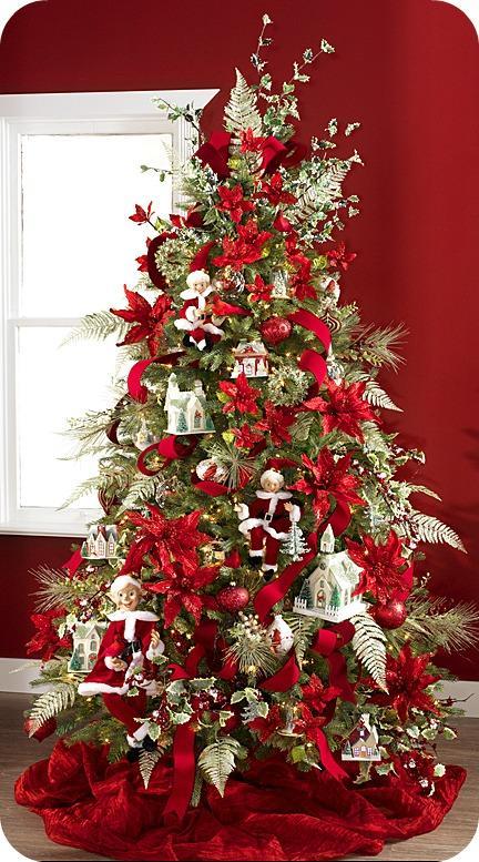 Ideas para decorar el rbol de navidad paperblog - Ideas arbol de navidad ...