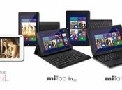 Wolder completa familia miTab tres tablets procesadores Intel