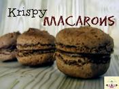 Macarons Krispy( cereal Krispy Nutella)