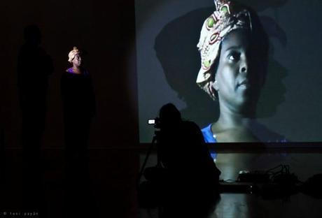 Silvia Albert en No es país para negras