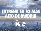 Madrid cielo Nike Training Club
