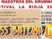 Todos maestros Drumming Festival Rioja 2014