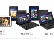 Wolder anuncia tres nuevas tablets equipadas chips Intel