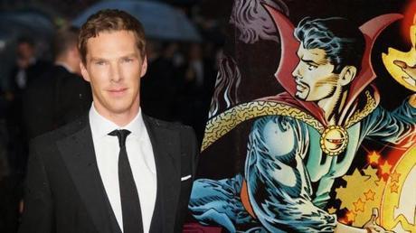 Finalmente Benedict Cumberbatch Interpretará Al Doctor Strange