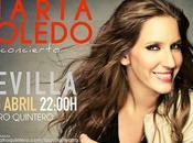 cante Toledo llega Sevilla.