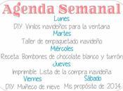 Agenda Semanal 8/12 14/12