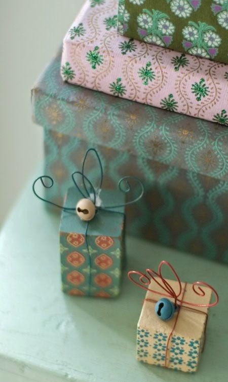 Ideas para envolver regalos en navidad paperblog for Ideas para envolver regalos
