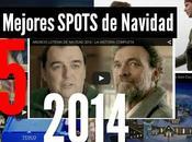 mejores anuncios Navidad 2014