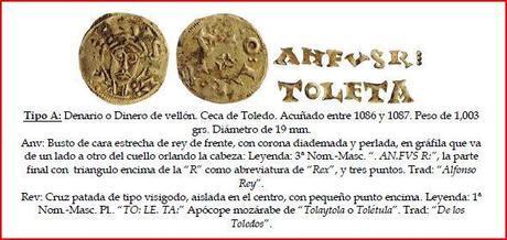 Primeras Labras de Vellón acuñadas en Toledo