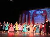 presentó Ballet Teatro Nacional Serbía Luis Potosí