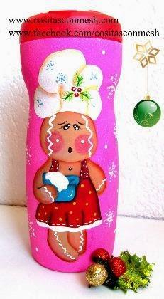 Envoltorios para regalos navide os manualidades paperblog for Envoltorios para regalos