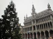 Paseando Bruselas..... deco navideña.