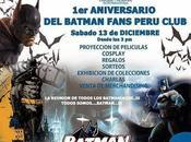 Aniversario Batman Fans Perú Club