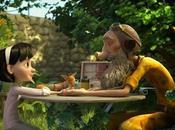 """pequeña Princesa, película Stop Motion basada Principito"""" Saint-Exupéry"""