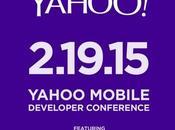 Yahoo anuncia primer conferencia para desarrolladores apps móviles próximo Febrero
