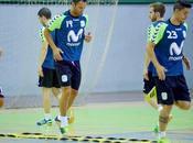 Inter Movistar juega partido único ante Santiago Futsal plaza semifinales Copa