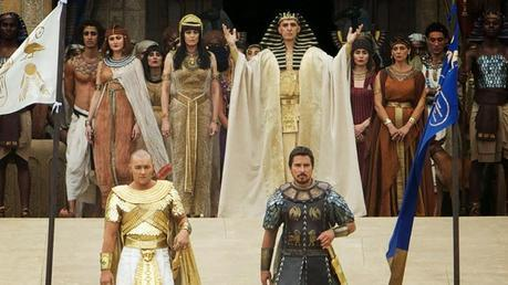 Exodus: Dioses y Reyes, un espectáculo plagado de aburrimiento