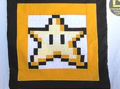 Cojin estrella Mario Bros