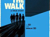 "Teaser póster trailer ""the walk"""