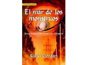 Reseña: Percy Jackson monstruos