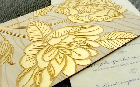 Invitaciones Para Bodas De Oro Ideas Originales Paperblog