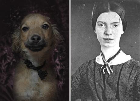 Emiliy Dickinson y su doble canino