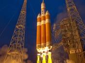 cápsula Orion llevar Marte