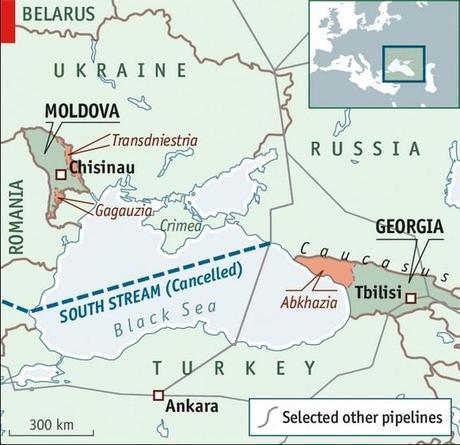 Gasoducto South Stream