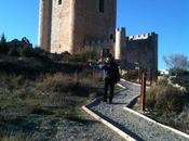 Castillo Alcalá Júcar.