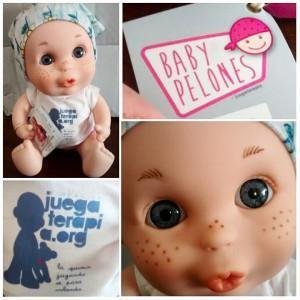 #BabyPelonesJT - dibujando periodistas